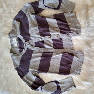 American eagle button-up sweater size Medium